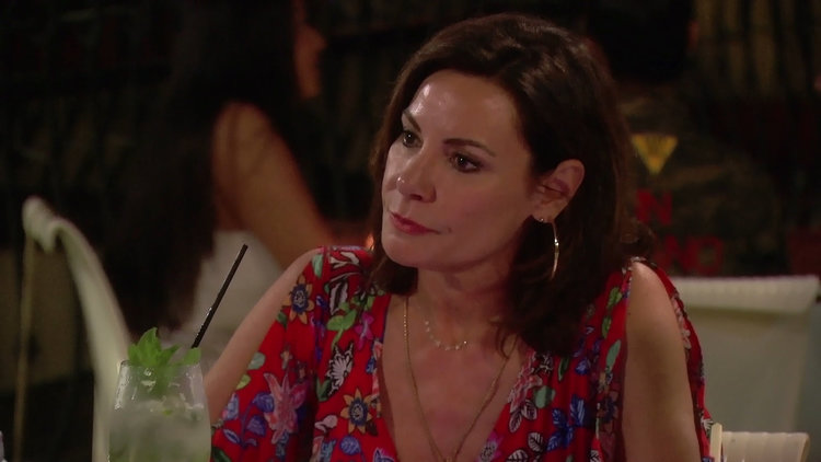 "Bethenny Frankel to Luann de Lesseps: ""You're Insufferable"""
