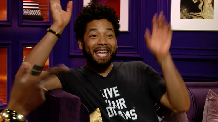 Jussie Smollett Tells the Story of How He Hooked Up with a Fan