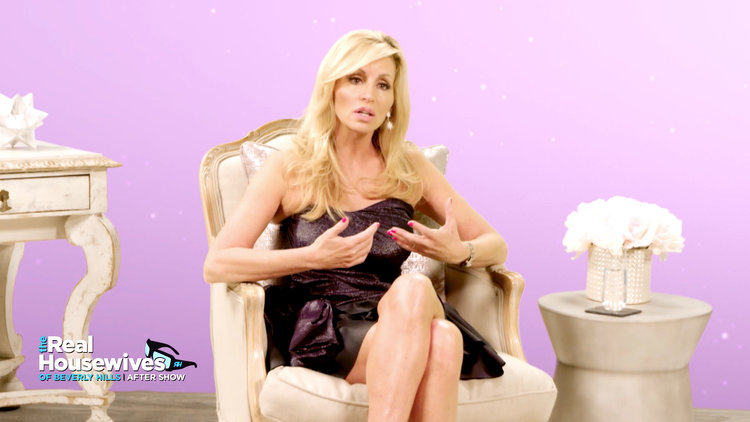 The Ladies React to Camille Grammer's Explosive Entrance at The Agency Party