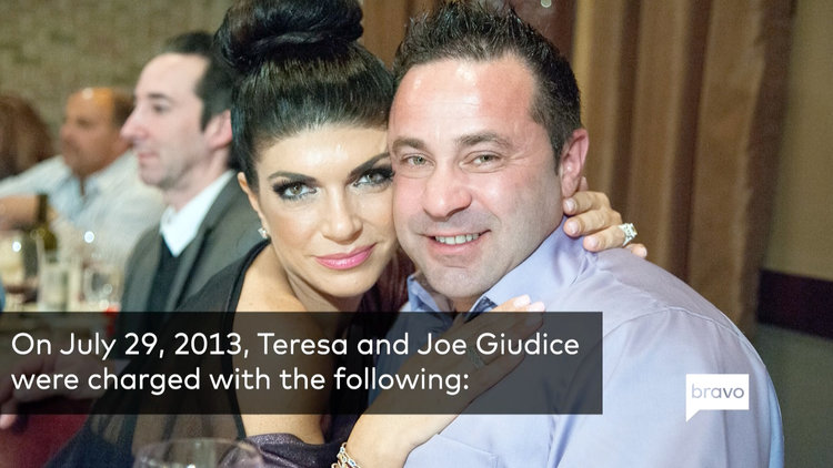 Everything That Has Happened So Far in Teresa Giudice and Joe Giudice's Ongoing Legal Issues
