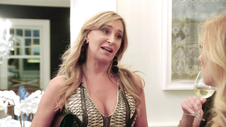Sonja Morgan Thinks Leah McSweeney Is a Classy Lady Even If She Doesn't Look Like It