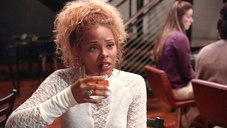 Eva Marcille Walks Out on the Real Housewives