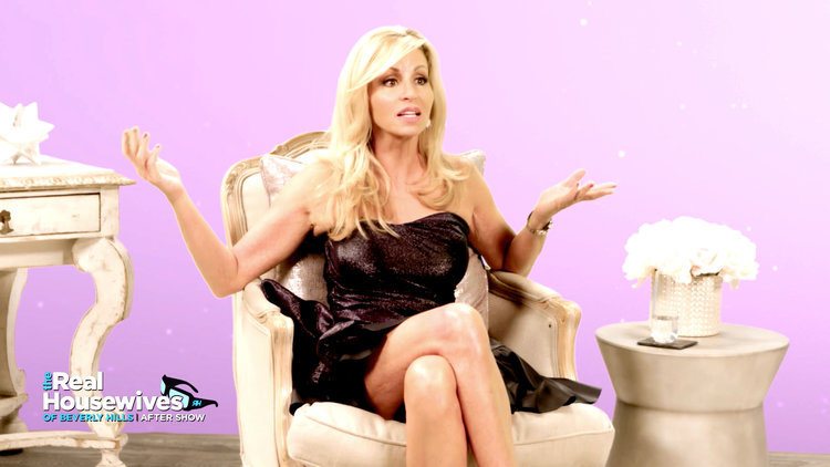 Camille Grammer Has Even More Thoughts on Lisa Vanderpump's Teeth