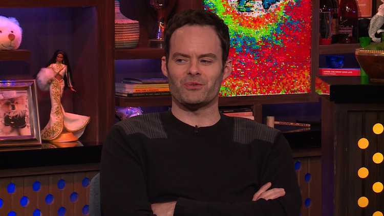 Is Bill Hader Making a 'Stefon' Movie?