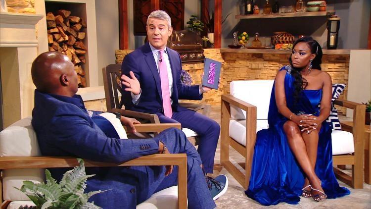 Quad Webb-Lunceford and Dr. Greg Open Up About Abuse in Their Marriage