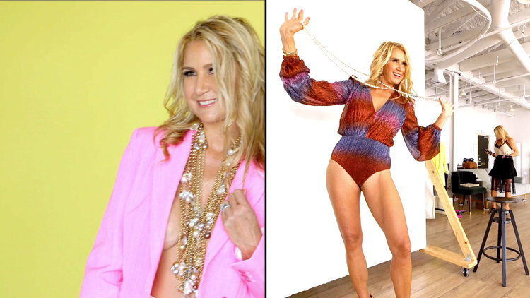 Kary Brittingham Is Celebrating Being 50 With a Sexy Photo Shoot