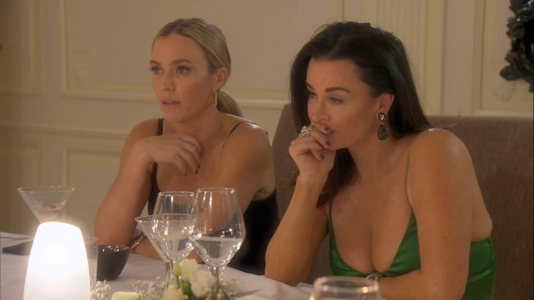 Something Deeper Is Going on With Kyle Richards and Erika Jayne