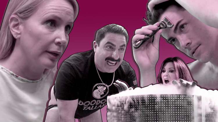 The Best (and Most Bizarre) Bravolebrity Beauty Treatments