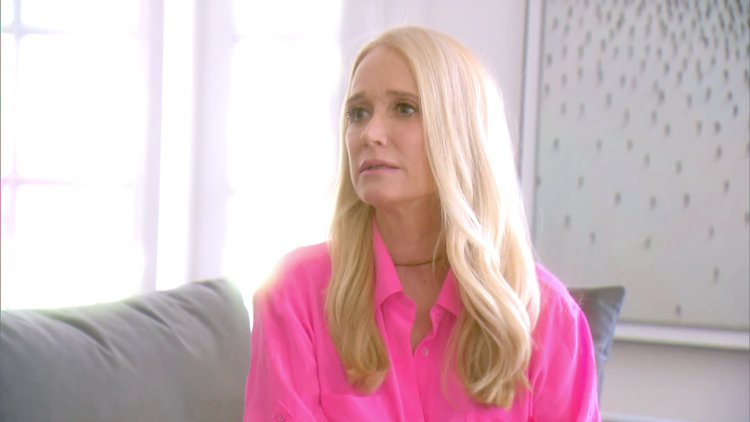 Kim Richards Isn't Sure She'll Actually Ever Be Friends With Lisa Rinna