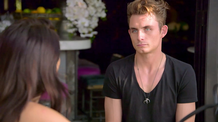 James Kennedy Finds it Difficult to Make Eye Contact With Lala Kent