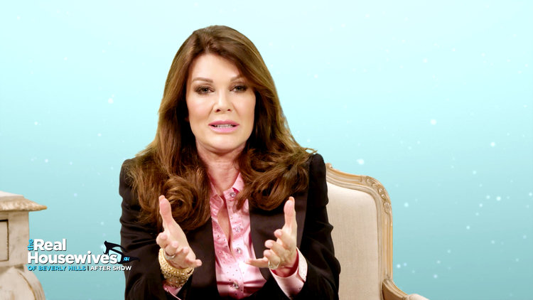 Lisa Vanderpump Thinks There's Someone Else Who Should Take a Lie Detector Test