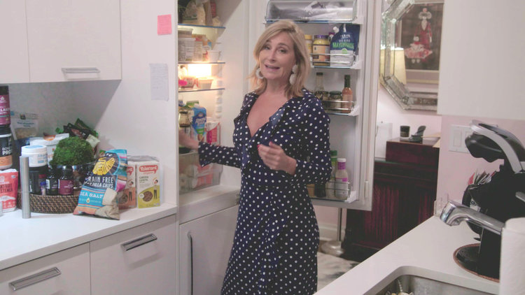Sonja Morgan Gives a Sneak Peek Into Her Fridge