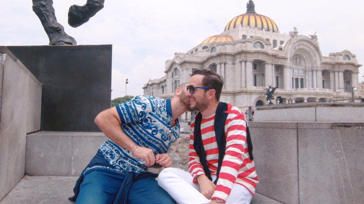 Oscar Madrazo Takes Tarek on a Mexico City Adventure