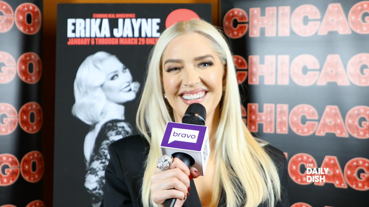 Erika Jayne Reveals Her Favorite Places to Be Fab, Eat, Shop, Perform, and More
