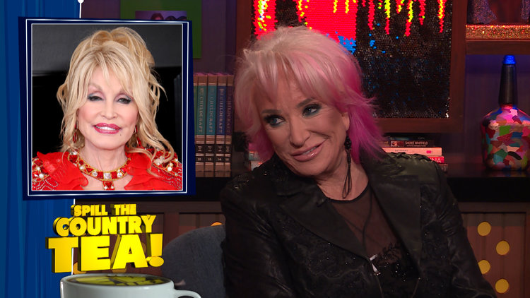 Tanya Tucker Dishes on Dolly Parton, Loretta Lynn