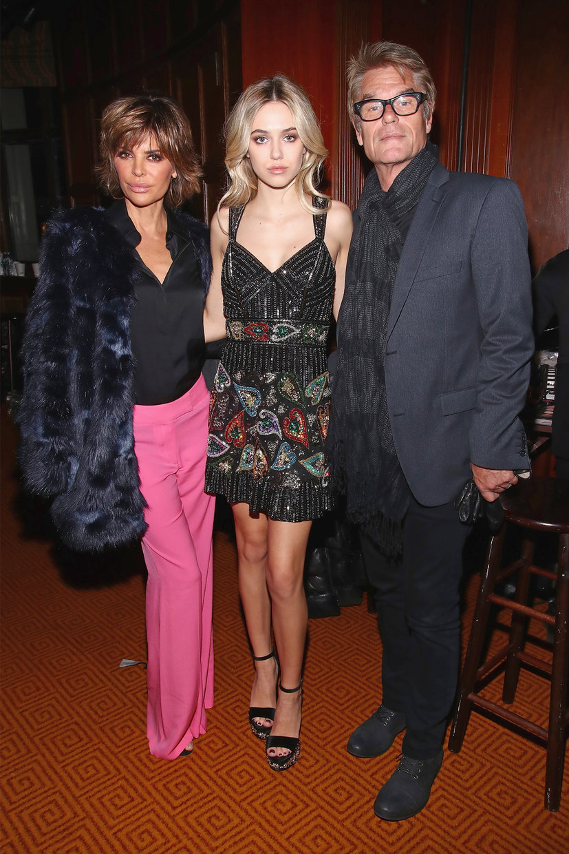 Harry Hamlin Discusses Fatherhood and Model Daughters | The