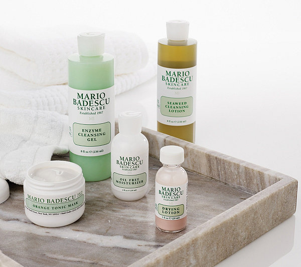 Martha Stewart Mario Badescu Skin Care Kit System Review