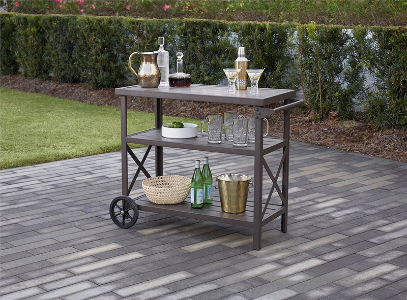 Best Bar Carts 2018: Pretty, Versatile, Functional Home Bars | Style & Living