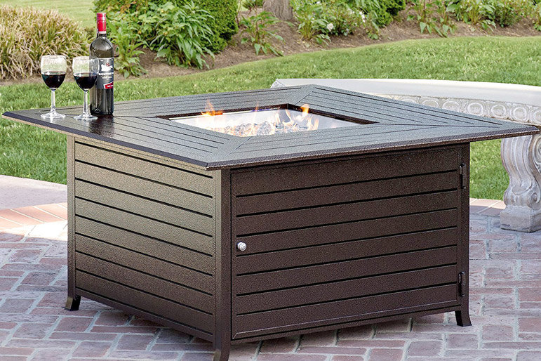 5 Best Gas Fire Pits Review Style Living