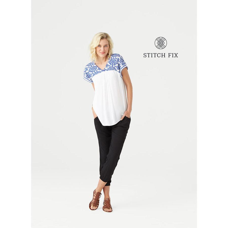 5594e3c71 Stitch Fix Maternity Review | Lookbook
