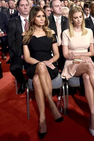 Heres Where To Buy Melania Trumps Presidential Debate Dress Lookbook