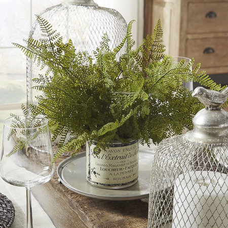 Joss & Main Bracken Fern Faux Plant