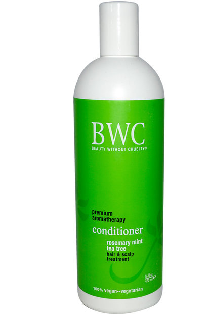 Beauty Without Cruelty Shampoo Rosemary Mint and Tea Tree