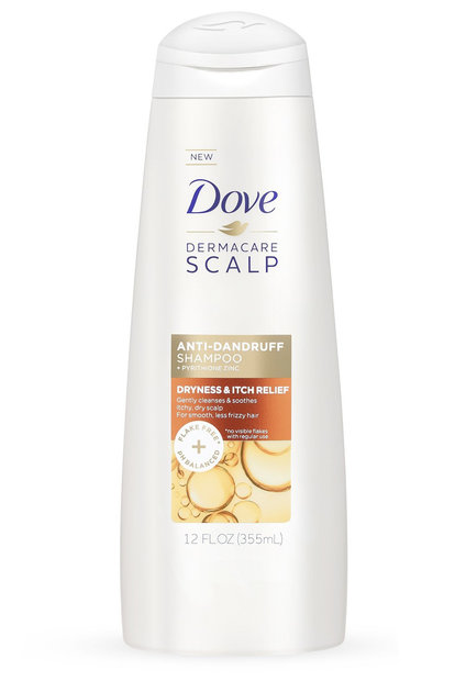 Dove Derma Care Scalp Dryness & Itch Relief Anti Dandruff Shampoo