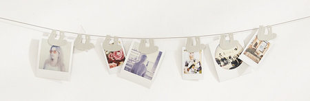 Sloth Photo Clips String Set