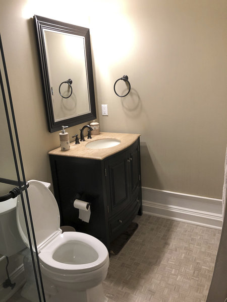Basement Bathroom #4