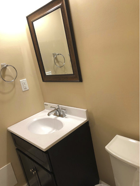 Sub-Basement Bathroom