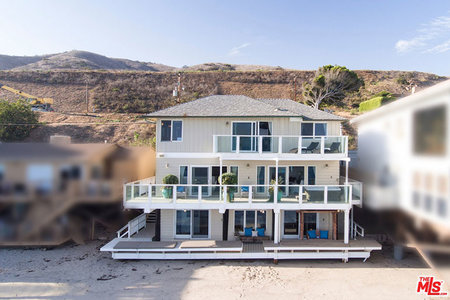 J-Lo and A-Rod's new Malibu beach house