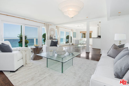 J-Lo and A-Rod's new Malibu living room