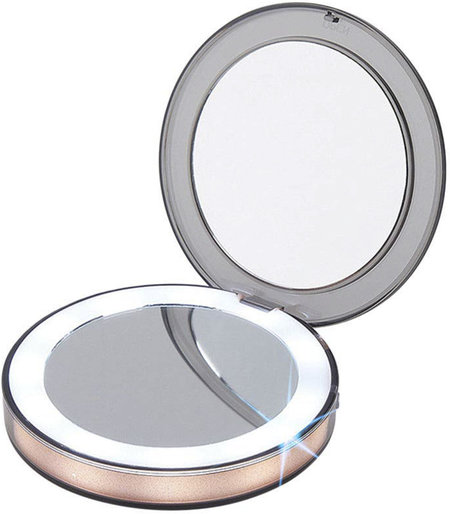 Best Light Up Makeup Mirrors Magnifying Lighted Mirror To