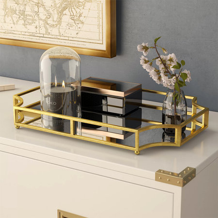Best Stylish Trays to Organize Kitchen, Living Room, Bedroom
