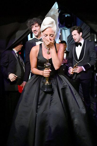 Lady Gaga Wore Project Runway Judge Brandon Maxwell's