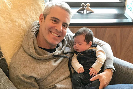 Andy Cohen and Benjamin Cohen