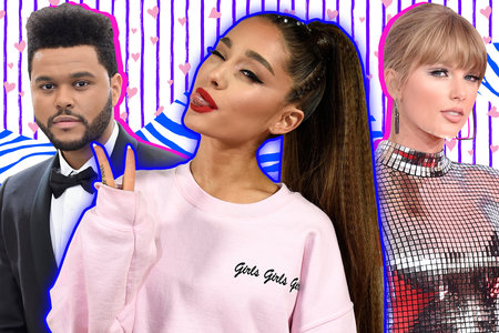Ariana Grande, The Weeknd, Taylor Swift