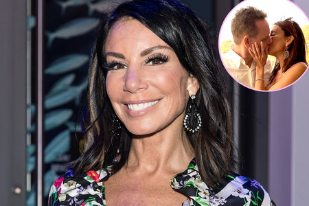 Danielle Staub with Fiance Oliver Maier