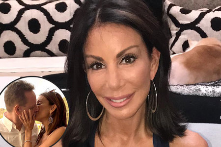 Danielle Staub and Fiance Oliver Maier