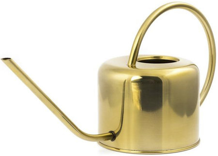 Brass Effect Watering Can