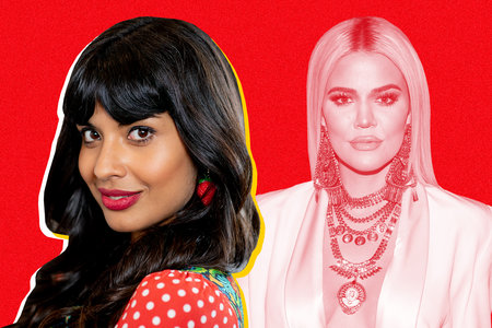 Khloe Kardashian Instagram: Flat Tummy Tea Ad — Jameela Jamil Responds