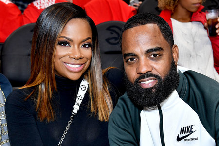 Kandi Burruss and Todd Tucker