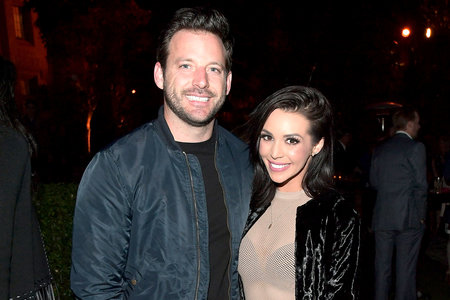 Scheana Shay and Rob Valletta