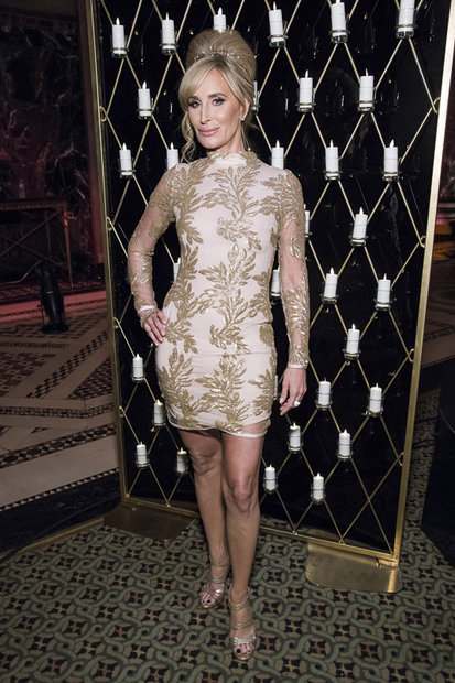 sonja morgan reunion dress