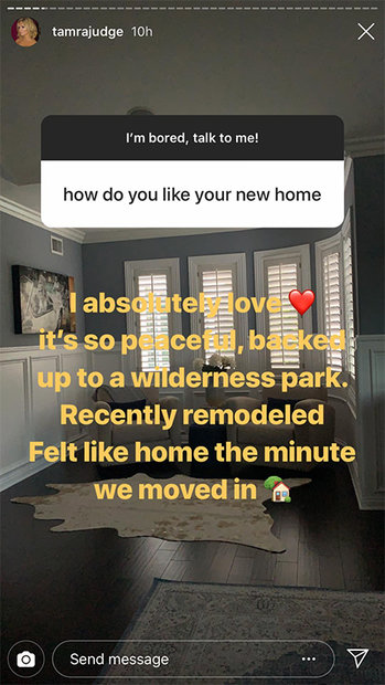 Tamra Judge Talks About Her New House