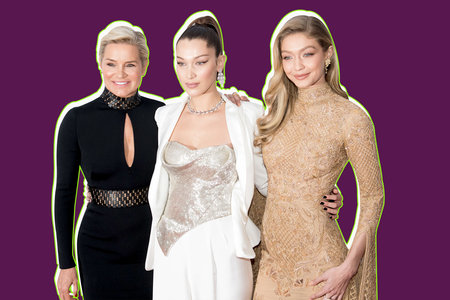 Are Yolanda Gigi And Bella Hadid Buying A Family Apartment In NYC
