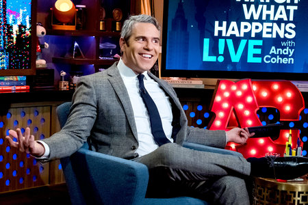 Andy Cohen Is a Virgin