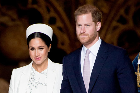Prince Harry and Meghan Markle Share Sussex Royal Instagram Account