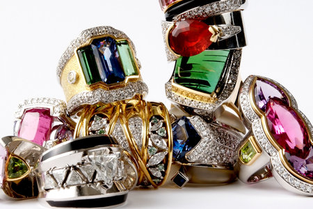 What to do with jewelry after divorce
